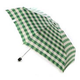 ダブリュピーシー w.p.c 雨傘 ブロックチェックmini (GR)