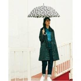 ダブリュピーシー w.p.c 雨傘 ミックスチェック (BK)