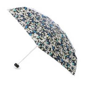 ダブリュピーシー w.p.c 雨傘 ビビッドフラワーmini (BK)
