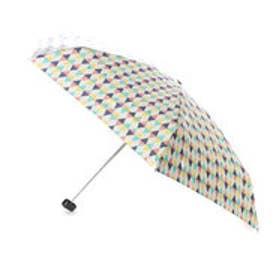 ダブリュピーシー w.p.c 雨傘 サカナチェックmini (PK)