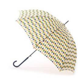ダブリュピーシー w.p.c 雨傘 サカナチェック (OR)