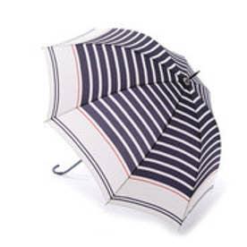ダブリュピーシー w.p.c 雨傘 セーラーボーダー (OF)