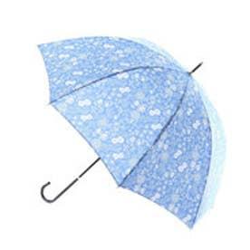 ダブリュピーシー w.p.c 雨傘 ボタニカル (ブルー)