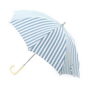ダブリュピーシー w.p.c 日傘 ストライプアンドピコレース (ブルー)