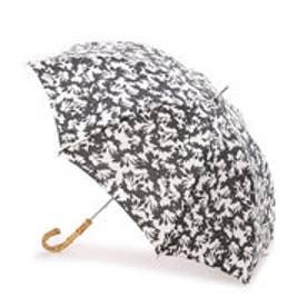ダブリュピーシー w.p.c 日傘 ワイルドフラワー (ブラック)