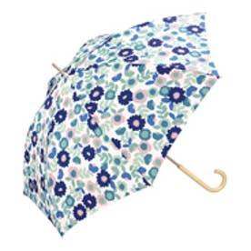 ダブリュピーシー w.p.c 長傘 フラワーガーデン (ブルー)