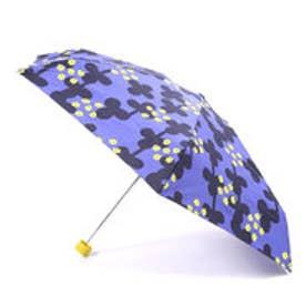 ダブリュピーシー w.p.c 折りたたみ傘 クローバーmini (ブルー)