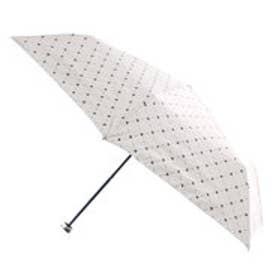 ダブリュピーシー w.p.c 日傘遮光クロスフラワーmini (オフホワイト)