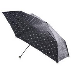 ダブリュピーシー w.p.c 日傘遮光クロスフラワーmini (ブラック)