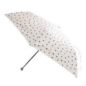 ダブリュピーシー w.p.c 日傘遮光ダブルハートmini (オフホワイト)