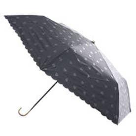 ダブリュピーシー w.p.c 日傘遮光ハートmini (ブラック)