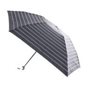 ダブリュピーシー w.p.c 日傘遮光軽量ダブルボーダーmini (ブラック)