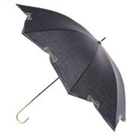 ダブリュピーシー w.p.c 日傘ビッグリボン (ブラック)