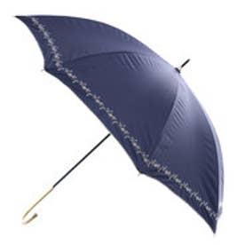 ダブリュピーシー w.p.c 日傘遮光プチフラワー刺繍 (ネイビー)