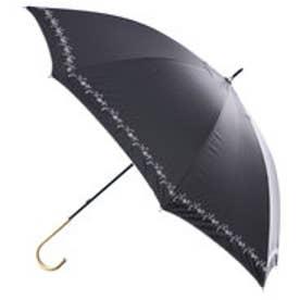ダブリュピーシー w.p.c 日傘遮光プチフラワー刺繍 (ブラック)