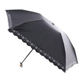 ダブリュピーシー w.p.c 日傘遮光軽量ヒートカットmini (ブラック)
