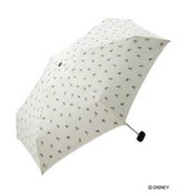 ダブリュピーシー w.p.c 折りたたみ傘 ミッキーマウスリトルmini (オフホワイト)