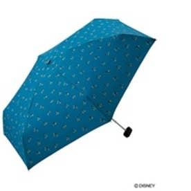 ダブリュピーシー w.p.c 折りたたみ傘 ミッキーマウスリトルmini (ブルー)