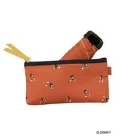 ダブリュピーシー w.p.c 折りたたみ傘 ミッキーマウスリトルmini (オレンジ)