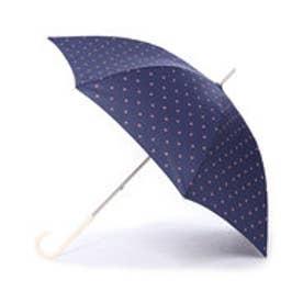 ダブリュピーシー w.p.c 雨傘 ハート (ネイビー)