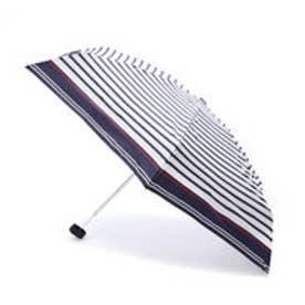ダブリュピーシー w.p.c 雨傘 セーラーボーダーmini (ネイビー)