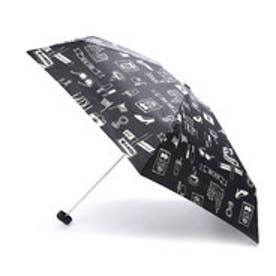ダブリュピーシー w.p.c 雨傘 ニューヨークmini (ブラック)