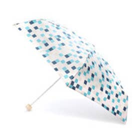 ダブリュピーシー w.p.c 雨傘 スクエアmini (グリーン)