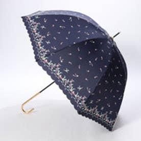 ダブリュピーシー w.p.c 雨傘 フローレット (ネイビー)