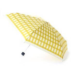 ダブリュピーシー w.p.c 雨傘 トリチェックmini (イエロー)