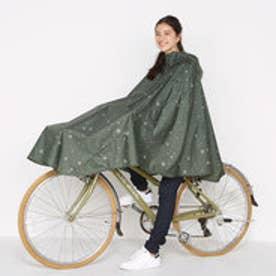 ダブリュピーシー w.p.c 自転車用レインポンチョ チャリーポンポン (スター)