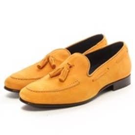 銀座ワシントン BoBo shoes 389-1390 スエードローファー(オレンジ)