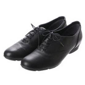 銀座ワシントン【大きめサイズ】  WASHINGTON Foot Happy 328-F82202L モールドソールのレースアップシューズ (ブラック)