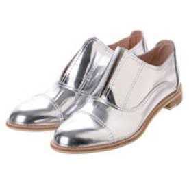 銀座ワシントン ワシントン靴店 WASHINGTON 389-110326 ノーレーストラッドシューズ 389-110326 (シルバー)