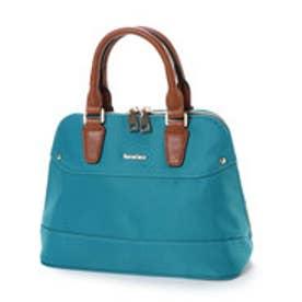 ラナサックス Rana Sacs きれい色のブガッティ型2WAYバッグ (ブルー)