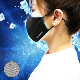 COOLPOINT クールドットマスク (ブラック)【返品不可商品】