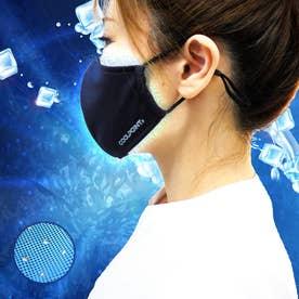 COOLPOINT クールドットマスク (ネイビー)【返品不可商品】