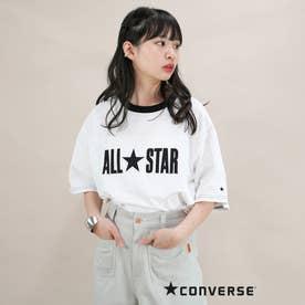 【WEB別注】CONVERSE別注ビッグシルエットTシャツ (28オフホワイト)