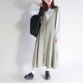 2WAYジャンパースカート (19ライトグレー)