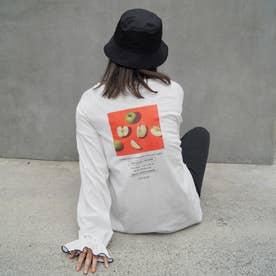 アソートプリントキャンディースリーブTシャツ (28オフホワイト)