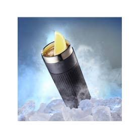 ON℃ フリージングタンブラー S BK260ml (ブラック(879))
