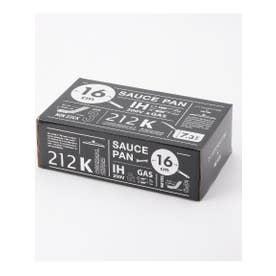 212Kオリジナル 片手鍋 16cm BK (ブラック)