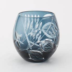 キリコフリーグラス サキシマボタンヅル (ブルー)