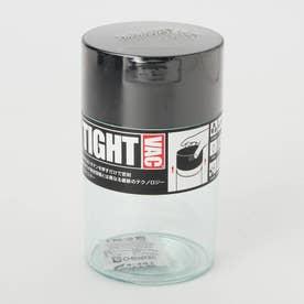 b.c.l (ビーシーエル) TIGHTVAC バキュームコンテナ 0.57L クリアブラック (ブラック)