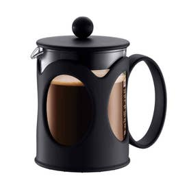 bodum (ボダム) KENIYA フレンチプレスコーヒーメーカ- 500ml (レットプラム)