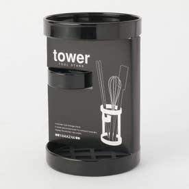 tower (タワー) ツールスタンド タワー BK (ブラック)