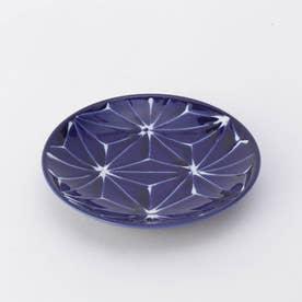 琉璃 小皿 麻の葉 (その他)