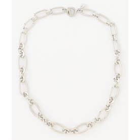 チェーンチョーカー ネックレス (シルバー系)