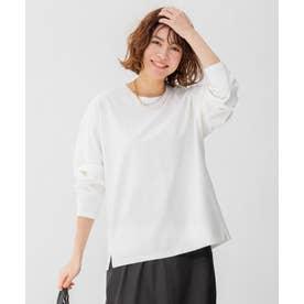 【先行予約】シングル ジャージー ロング Tシャツ (ホワイト系)