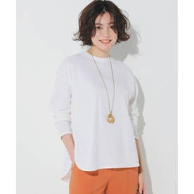 【ONWARD MAG】ロングスリーブ IT Tシャツ (ホワイト系)
