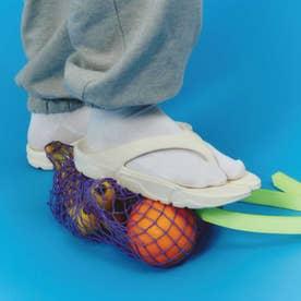 足袋トングサンダル (アイボリー)